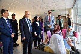 Vali Karahan'dan Babadağ İlçesine Ziyaret