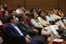 Prof. Dr. Aylin Göztaş PAÜ'ye Konuk Oldu
