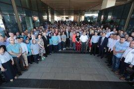 Denizli Büyükşehir Belediye ailesi bayramlaştı