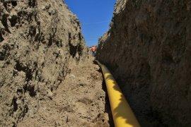 Honaz'da 4 mahalle daha doğalgaza kavuşacak
