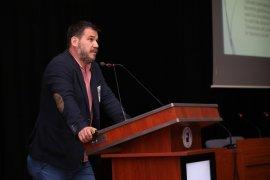 PAÜ'de Sağlıkta Şiddet Masaya yatırıldı