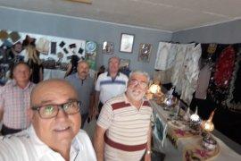 Denizli Yörükleri Derneği Yönetimi ziyaretlerine devam ediyor.