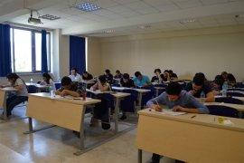 PAÜ'de Uluslararası (Yurtdışı) Öğrenci Seçme Sınavı (PAÜYÖS-2019) Başarıyla Gerçekleştirildi