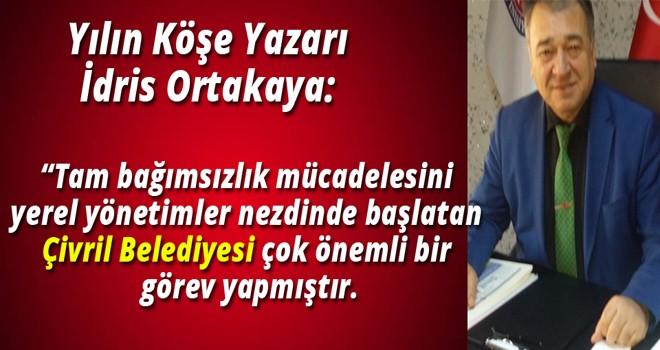 İDRİS ORTAKAYA: