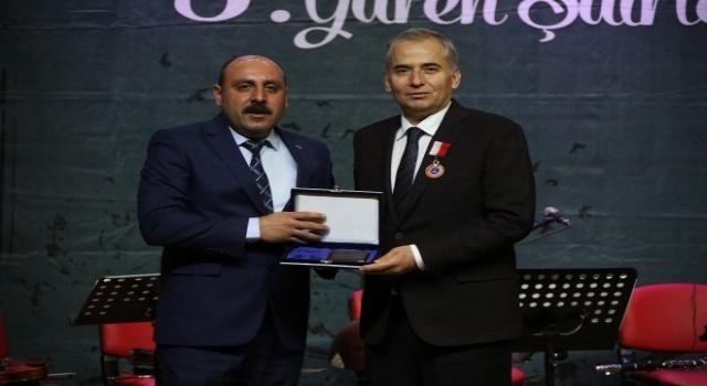 Başkan Osman Zolana Büyük Onur