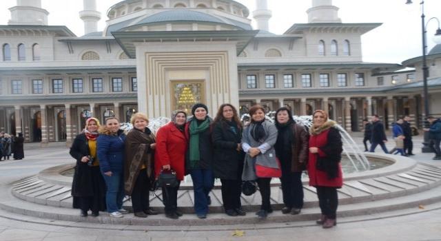 Denizli Ak Parti Kadın Kolları Batı Karadenizde