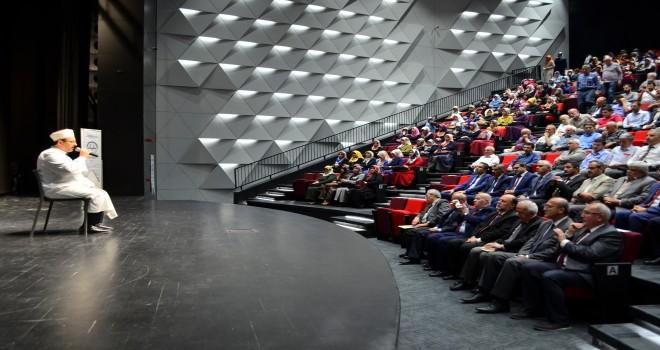 Denizli Müftülüğü'nden 'Milli Mücadele'nin 100. Yıl' Paneli