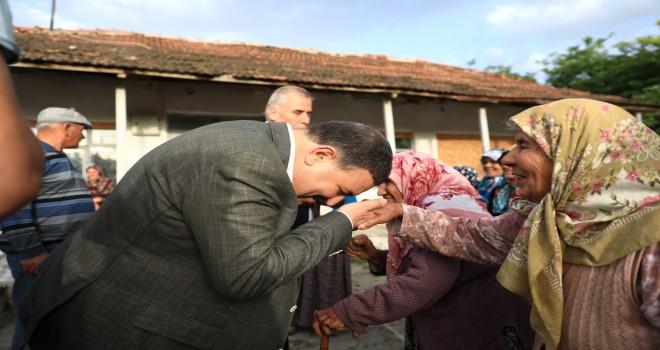 "Devecioğlu: ""Önce Honaz"""