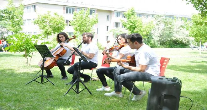 PAÜ'de 19 Mayıs Atatürk'ü Anma Gençlik ve Spor Bayramı Coşkuyla Kutlandı