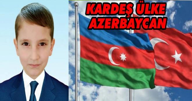 KARDEŞ ÜLKE AZERBAYCAN(MANEVİ BORÇ-HİKAYE)