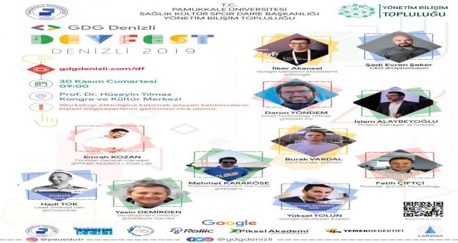 Paü'de Yazılım ve Teknoloji Zirvesi