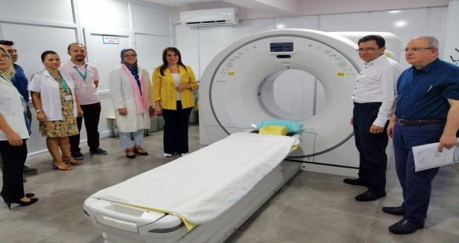 İl Sağlık Müdürü Dr. Öztürk, hizmetleri denetliyor