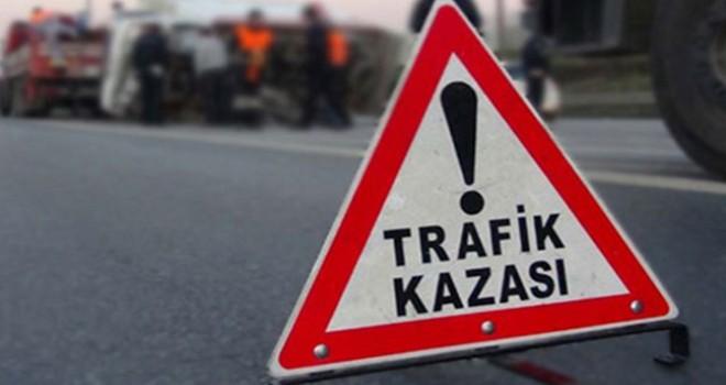 Acıpayam'da Trafik Kazası Üç Yaralı