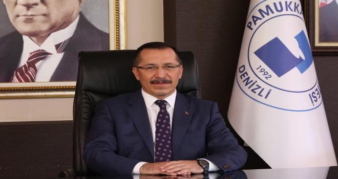 Rektör Prof. Dr. Hüseyin Bağ'dan 24 Kasım Öğretmenler Günü Mesajı