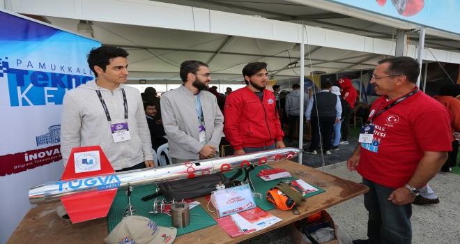PAÜ, TEKNOFEST 2019'a Başarıları ile Damgasını Vurdu