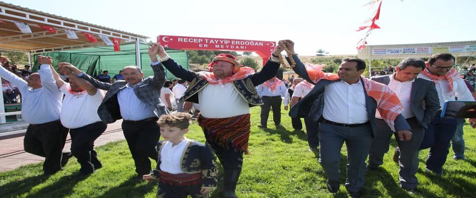Kaledavaz Festivali Sona erdi