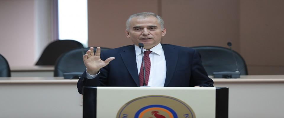Başkan Osman Zolan: