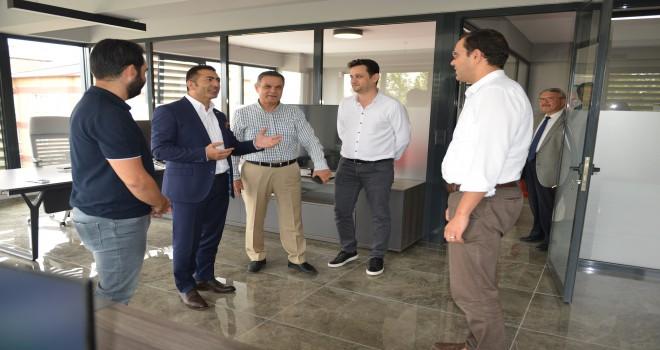 BAŞKAN ERDOĞAN, DENİZLİ'NİN GURURU DOSBİL'DE